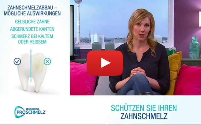 Moderatorin Anja Mentzendorff im SAT1 Frühstücksfernsehen